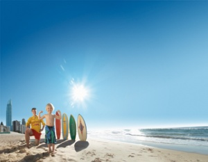 Australian visitor numbers up in 2013