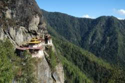 Bhutan on track for record tourism year