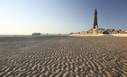 Continued growth for tourism in Blackpool