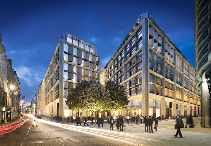 News: Bloomberg reveals restaurant line up for new European HQ