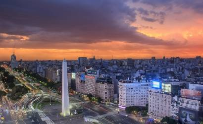 Breaking Travel News interview: Argentina minister of tourism, Gustavo Santos