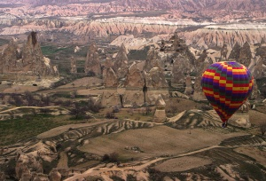 Tourists killed in Cappadocia balloon accident