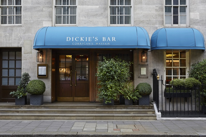 Dickie's Bar set to open at Corrigan's Mayfair, London
