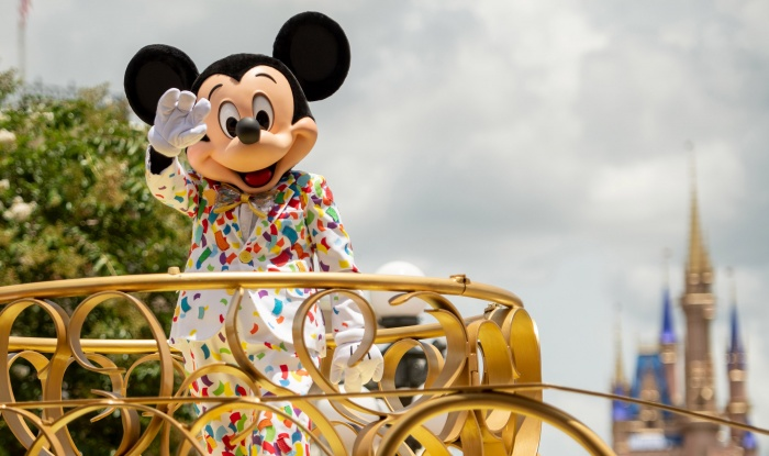 Covid-19 pushes Disney into loss for second quarter