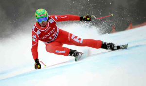 Paris takes victory Super-G in Kitzbühel