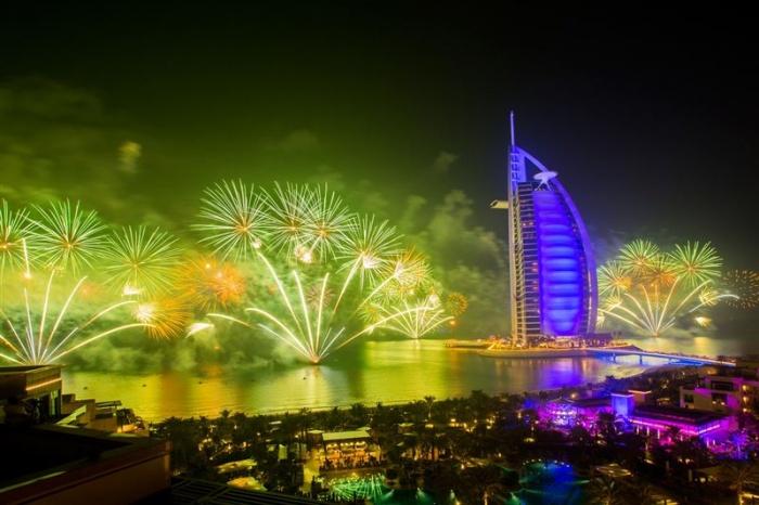 Dubai prepares for New Year's Eve extravaganza