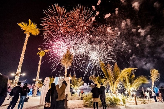 Fireworks galore for Dubai Shopping Festival