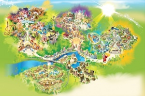 Dubai Parks & Resorts opens in United Arab Emirates
