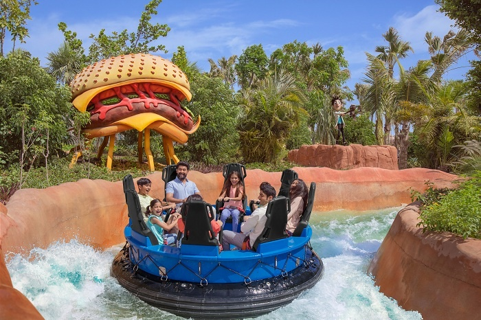 Dubai Parks & Resorts welcomes increase in visitor numbers for 2018