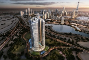 Paramount launches $1bn project in Dubai