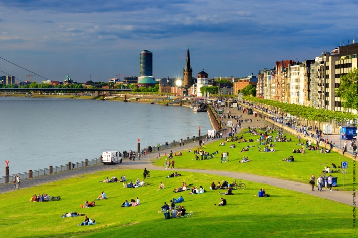German tourism sees continued growth in early 2019