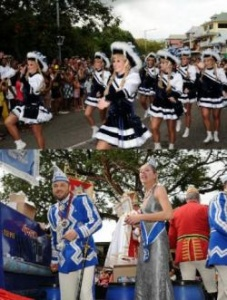 Dusseldorf Carnival – a new addition at the 2012 Seychelles Carnival