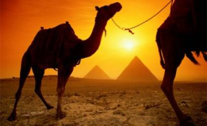 Marriott Mena House welcomes guests to Great Pyramids of Giza