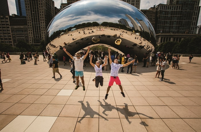Illinois visitor numbers hit record high