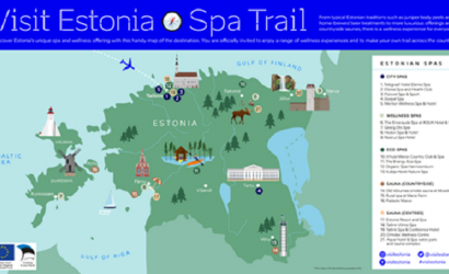 Visit Estonia launches spa trail to showcase wellness offering