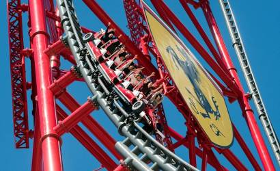 Ferrari Land opens at PortAventura, Spain