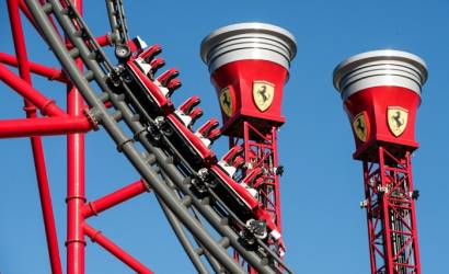 PortAventura prepares to welcome Ferrari World