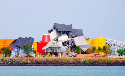 Panama welcomes new Gehry-designed museum