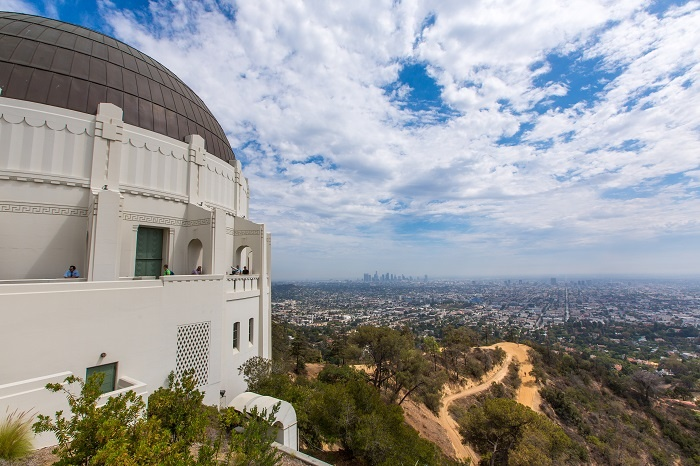 Los Angeles breaks visitor record for seventh straight year