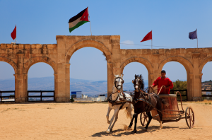 Increase in British travellers to Jordan following launch of easyJet flight
