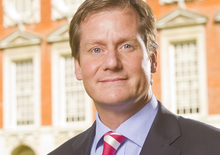 Barnes to lead Historic Royal Palaces in UK