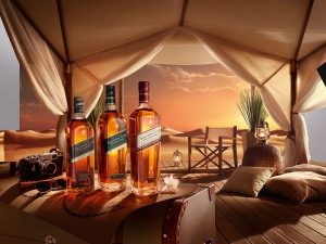 Johnnie Walker completes Explorers' Club Collection