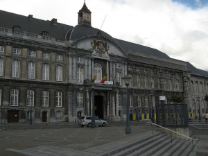 Belgian city of Liege rocked by attack