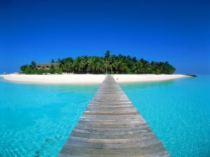 Tourism numbers up in the Maldives