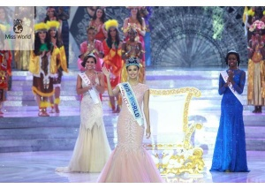 Miss Philippines crowned Miss World 2013 in Bali