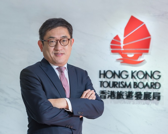 Cheng appointed executive director of Hong Kong Tourism Board