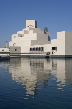 Qatar lays claim to become cultural hub of the Middle East