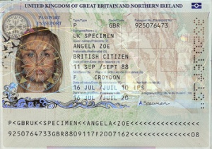 Home Office reveals new UK passport