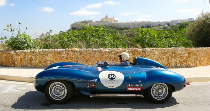 Corinthia Palace Hotel prepares for Mdina Grand Prix in Malta