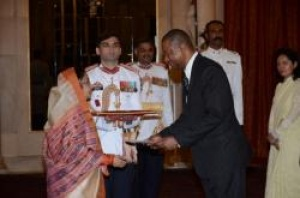 New Seychelles High Commissioner accredited to India