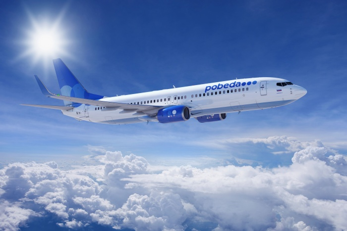 Pobeda Airlines to launch St. Petersburg connection from London Stansted