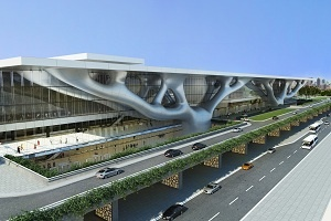 Qatar National Convention Centre attracts international attention