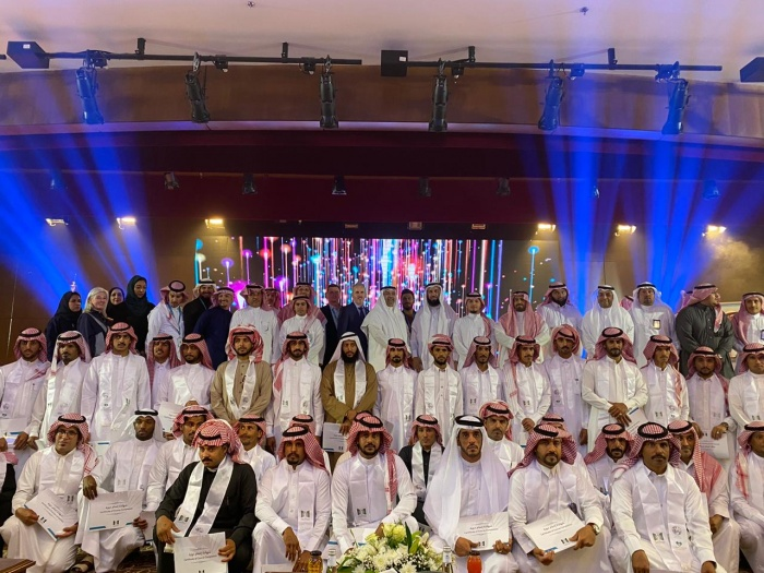 Graduation ceremony for new Red Sea Development employees