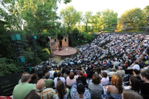Regent's Park Theatre launches summer season