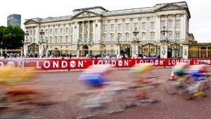 London hailed sporting capital of the world as RideLondon gets underway