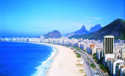Tourists visiting Rio reach highest level in five years