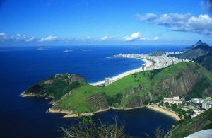 Brazil leads South America's tourism surge