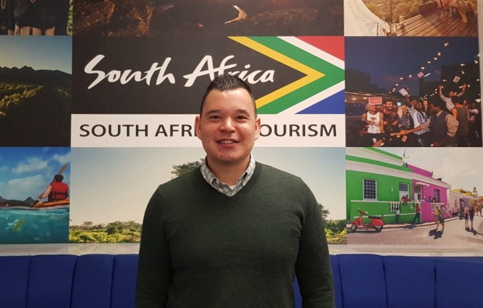 Arends joins South Africa Tourism in UK