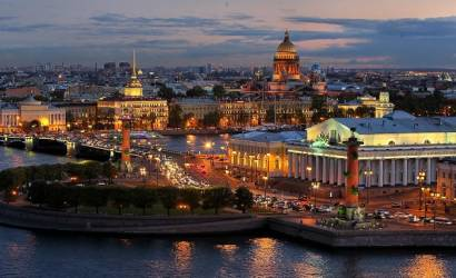 Hilton Saint Petersburg ExpoForum opens in Russia