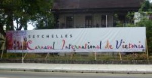 Victoria, Capital of the Seychelles, prepares to welcome 2012 Carnaval