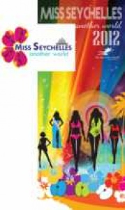 Miss Seychelles 2012 banner and logo goes public