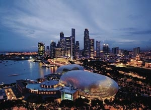 UK visitors finding Singapore increasingly attractive
