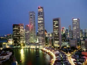 Singapore clinches International Meetining City title