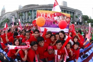 Singapore prepares for 2010 Youth Olympics