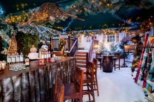 Ski Lodge returns to Montague on the Gardens, London