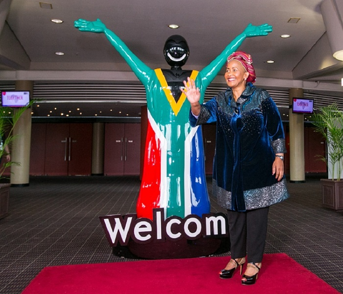 Indaba 2017: Minister Xasa meets with industry stakeholders
